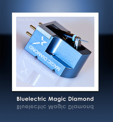 Bluelectric Magic Diamond 唱頭